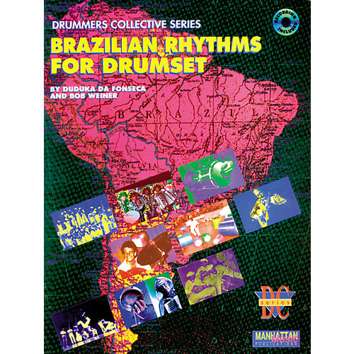 Alfred Brazilian Rhythms for Drumset