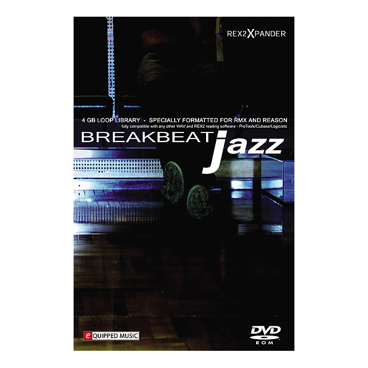 Big Fish Breakbeat Jazz Audio Loops