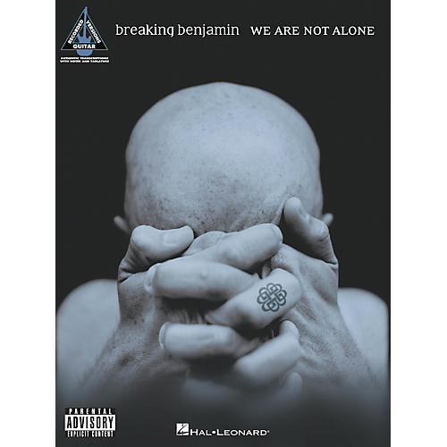 Hal Leonard Breaking Benjamin We Are Not Alone Guitar Tab Songbook-thumbnail