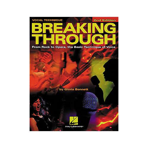 Hal Leonard Breaking Through Book