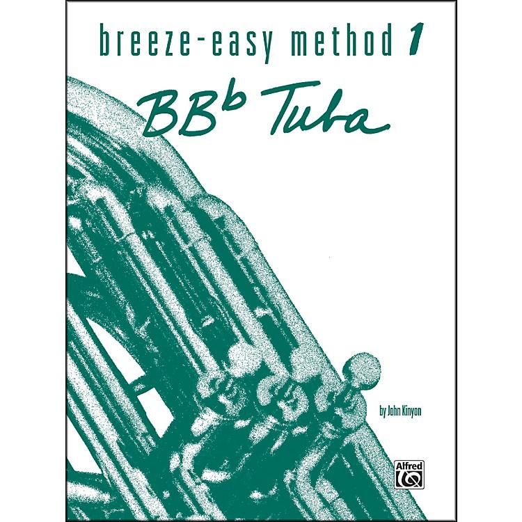 AlfredBreeze-Easy Method for BB-Flat Tuba Book I