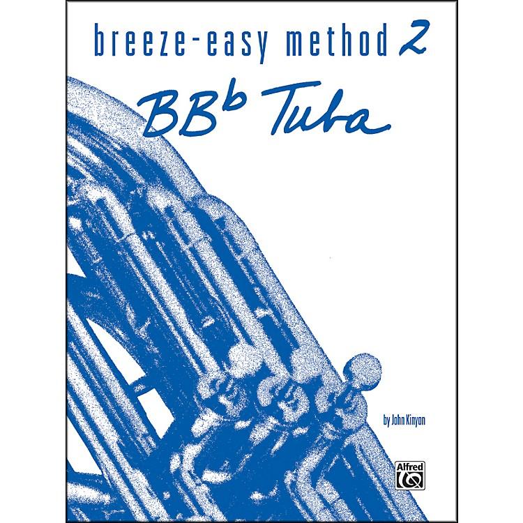 AlfredBreeze-Easy Method for BB-Flat Tuba Book II