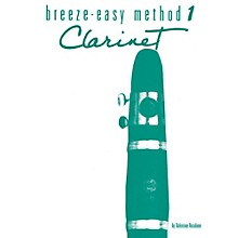 Alfred Breeze-Easy Method for Clarinet Book I