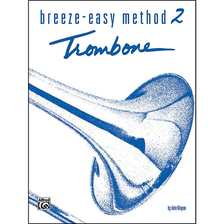 AlfredBreeze-Easy Method for Trombone or Baritone Book II