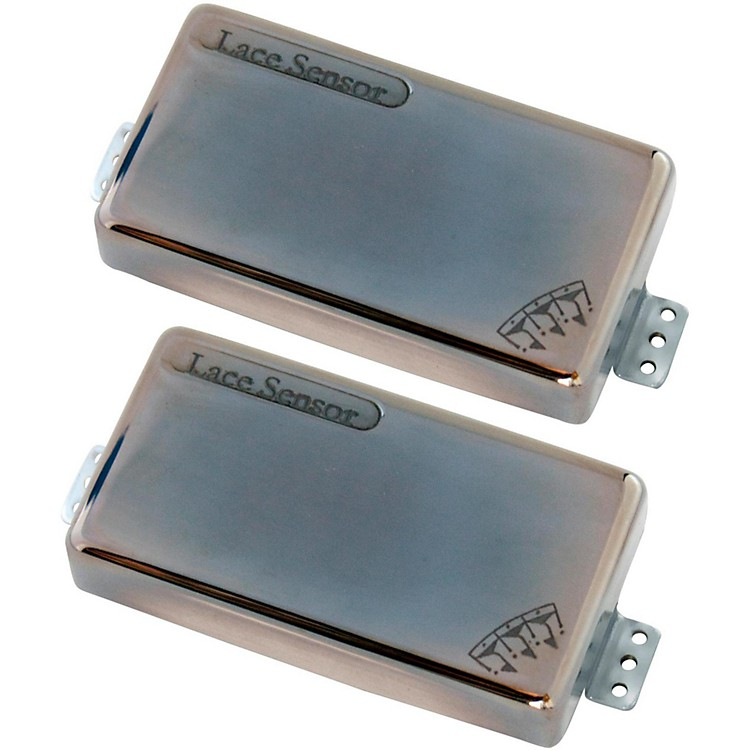 LaceBrent Hinds' Signature Hammer Claws Guitar Pickup SetSmoked Chrome