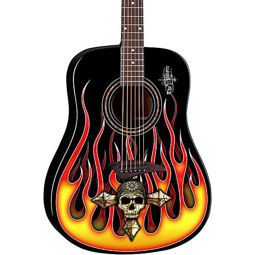 Dean Bret Michaels Acoustic Guitar The Player
