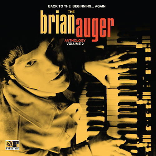 Alliance Brian Auger - Back to the Beginning  Again: The Brian Auger Anthology Vol. 2