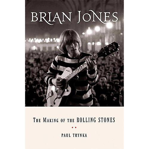 Penguin Books Brian Jones Hardcover Book