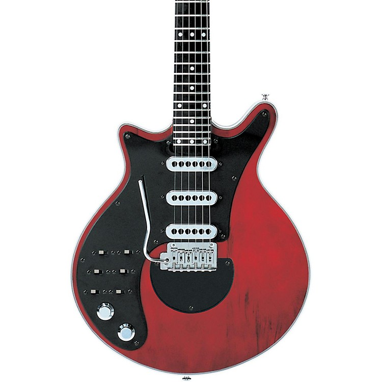 Brian May GuitarsBrian May Signature Left-Handed Electric GuitarAntique Cherry
