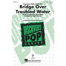 Hal Leonard Bridge over Troubled Water VoiceTrax CD by Simon & Garfunkel Arranged by Roger Emerson