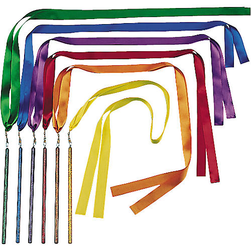 KSP Bright Color Ribbon Wands  36 in.