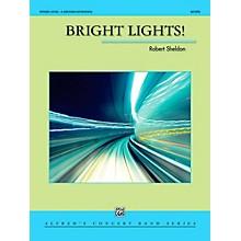 Alfred Bright Lights! Concert Band Grade 4 (Medium Advanced)