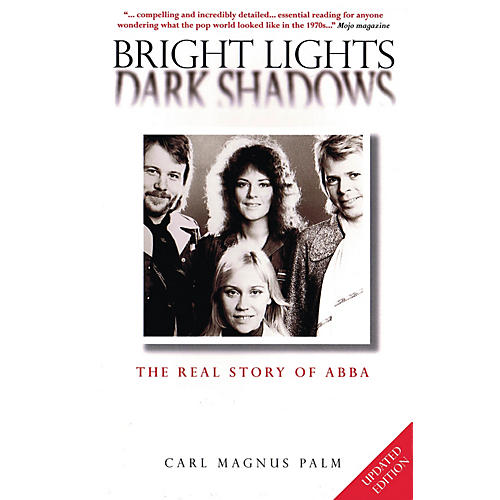 Omnibus Bright Lights, Dark Shadows (The Real Story of ABBA Updated Edition) Omnibus Press Series Softcover-thumbnail
