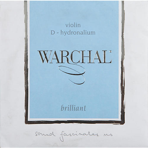 Warchal Brilliant 4/4 Size Violin Strings 4/4 D String