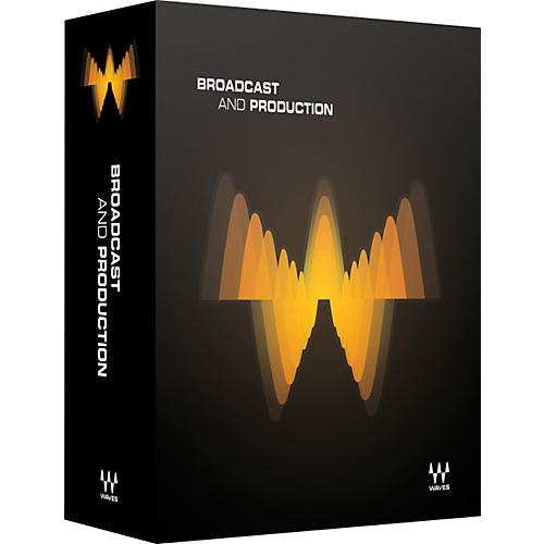 Waves Broadcast and Production TDM Software