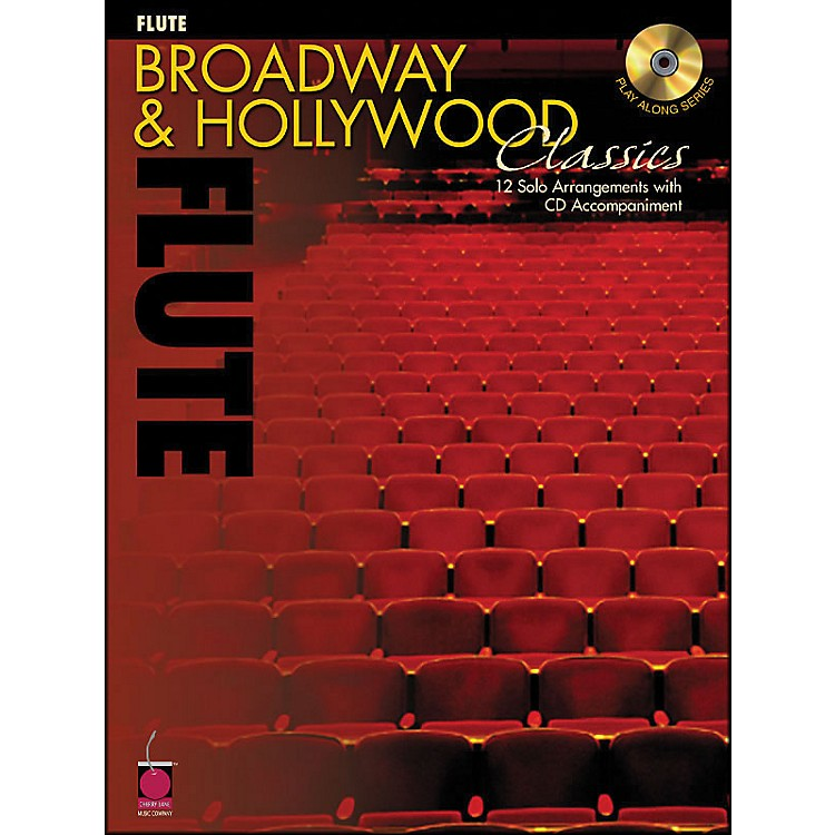 Cherry LaneBroadway And Hollywood Classics for Flute