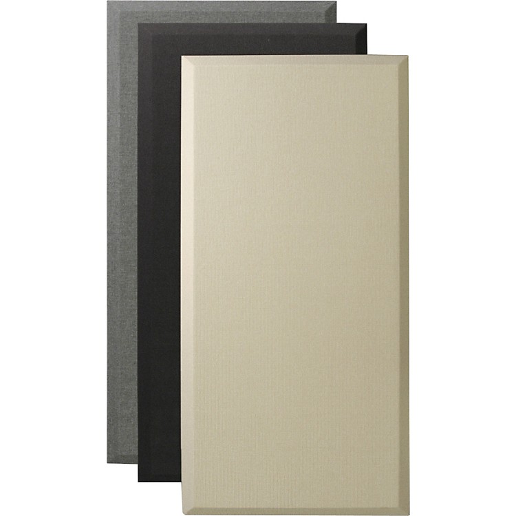 Primacoustic Broadway Broadband Panels with Beveled Edge 2X24X48 Black
