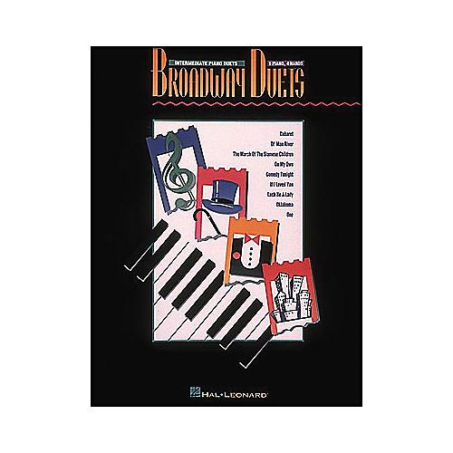 Hal Leonard Broadway Duets