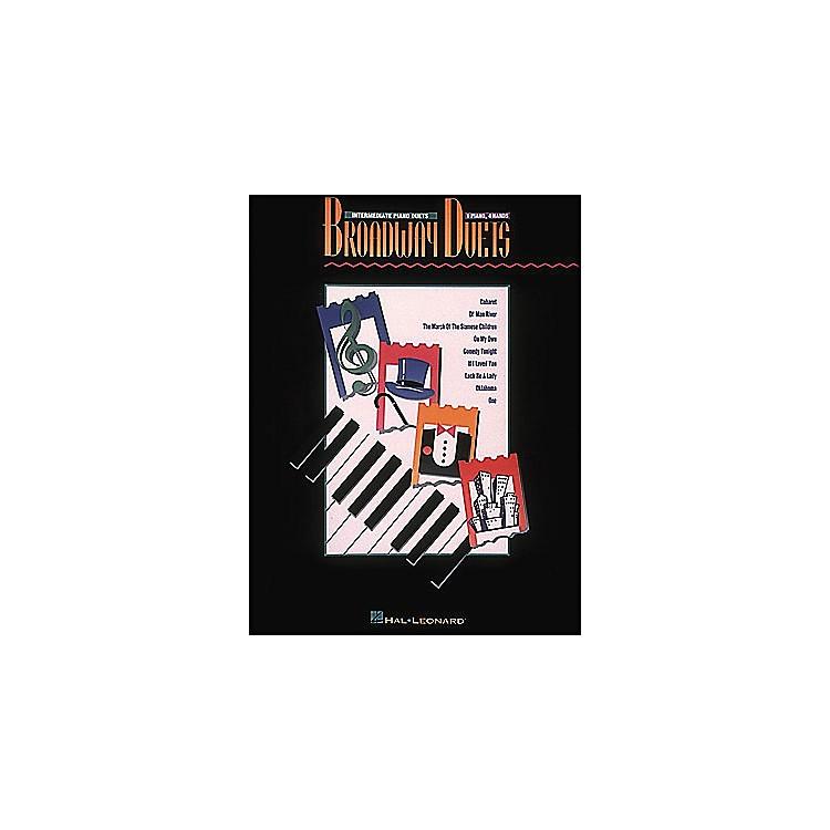 Hal LeonardBroadway Duets