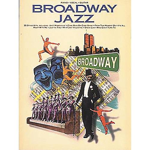 Hal Leonard Broadway Jazz Piano, Vocal, Guitar Songbook