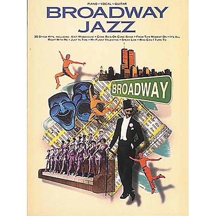 Hal LeonardBroadway Jazz Piano, Vocal, Guitar Songbook