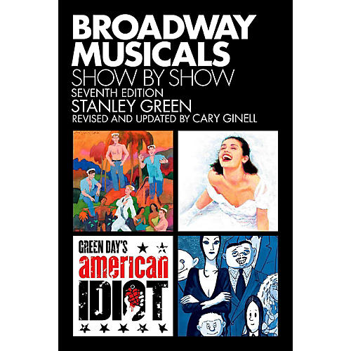 Hal Leonard Broadway Musicals - Show By Show - Seventh Edition-thumbnail