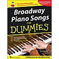 Hal Leonard Broadway Piano Songs for Dummies arranged for piano, vocal, and guitar (P/V/G)  Thumbnail