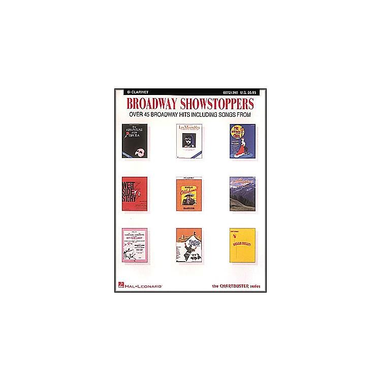 Hal LeonardBroadway Showstoppers for B Flat Clarinet