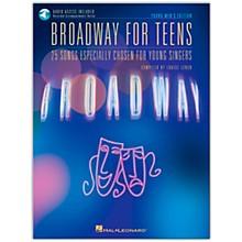 Hal Leonard Broadway for Teens - Young Men's Edition Book/Online Audio