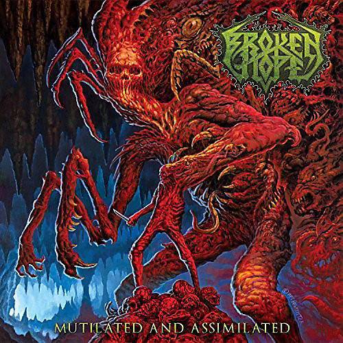 Alliance Broken Hope - Mutilated And Assimilated