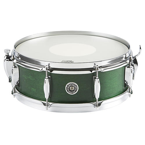 Gretsch Drums Brooklyn Series Snare Drum Emerald Green 5X14