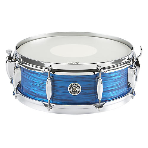 Gretsch Drums Brooklyn Series Snare Drum Royal Blue Oyster 5X14
