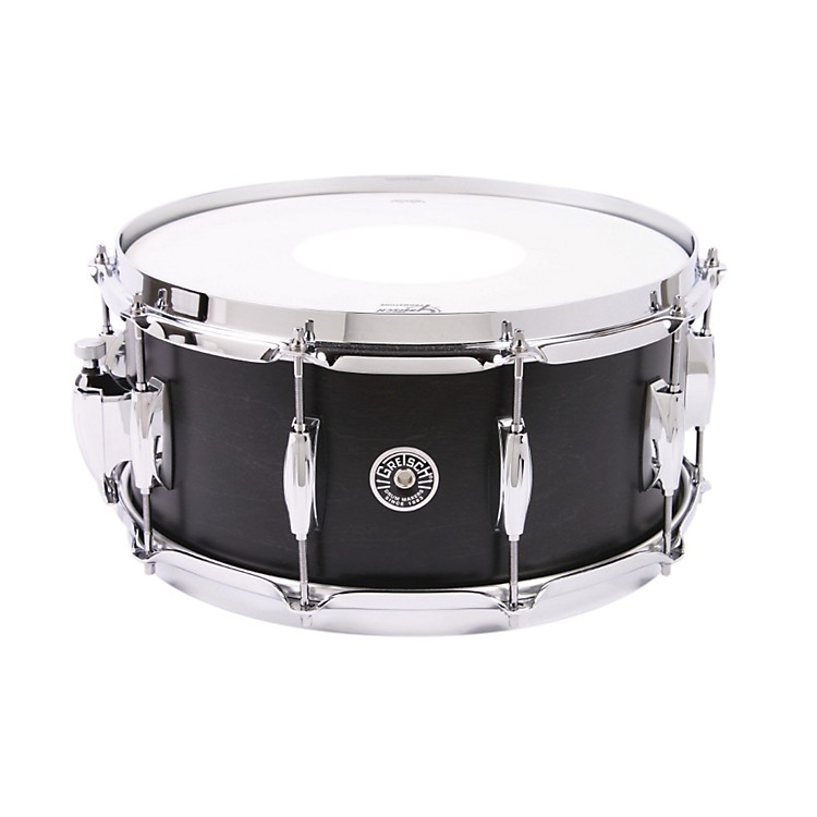 Gretsch Drums Brooklyn Series Snare Drum Smoke Grey Oyster 6.5X14