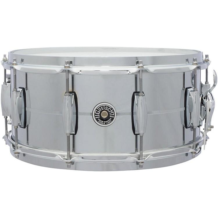 Gretsch DrumsBrooklyn Series Steel Snare Drum14X6.5