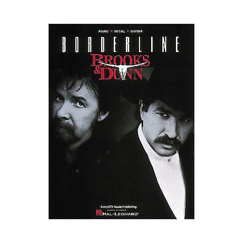 Hal Leonard Brooks and Dunn - Borderline Book