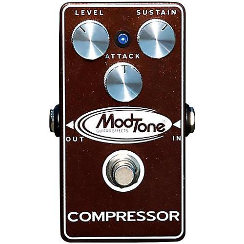 Modtone Brown Crush Compressor Guitar Pedal