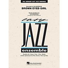 Hal Leonard Brown Eyed Girl Jazz Band Level 2 Arranged by Paul Murtha