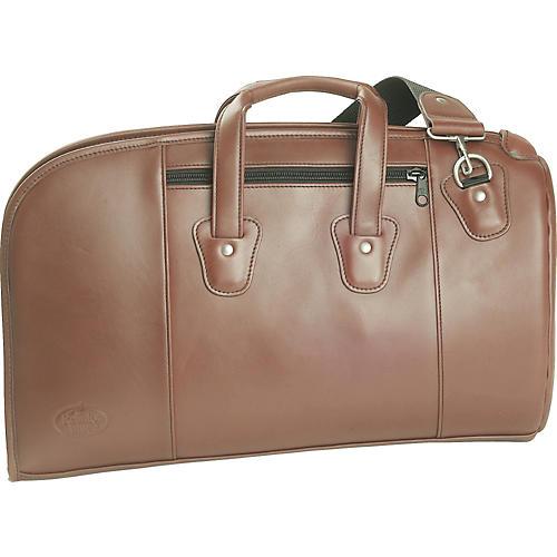 Reunion Blues Brown Leather Flugelhorn Bag