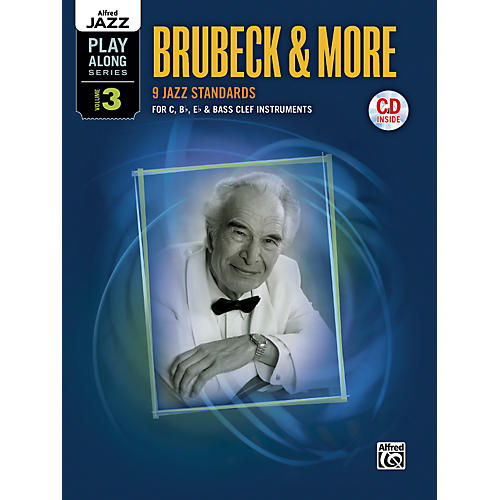 Alfred Brubeck & More Flexible Instrumentation Book & CD