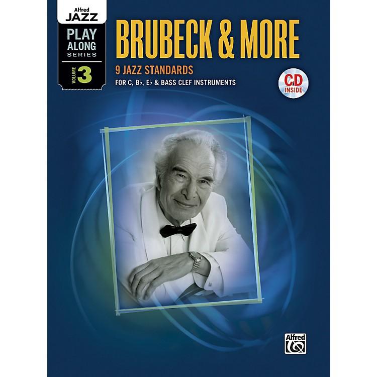 AlfredBrubeck & More Flexible Instrumentation Book & CD