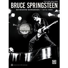 Alfred Bruce Springsteen - Keyboard Songbook 1973-1980
