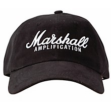 Marshall Brushed Cotton Low Profile Baseball Cap