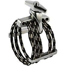 Silverstein Works Brushed Silver Ligature Small Metal Sax