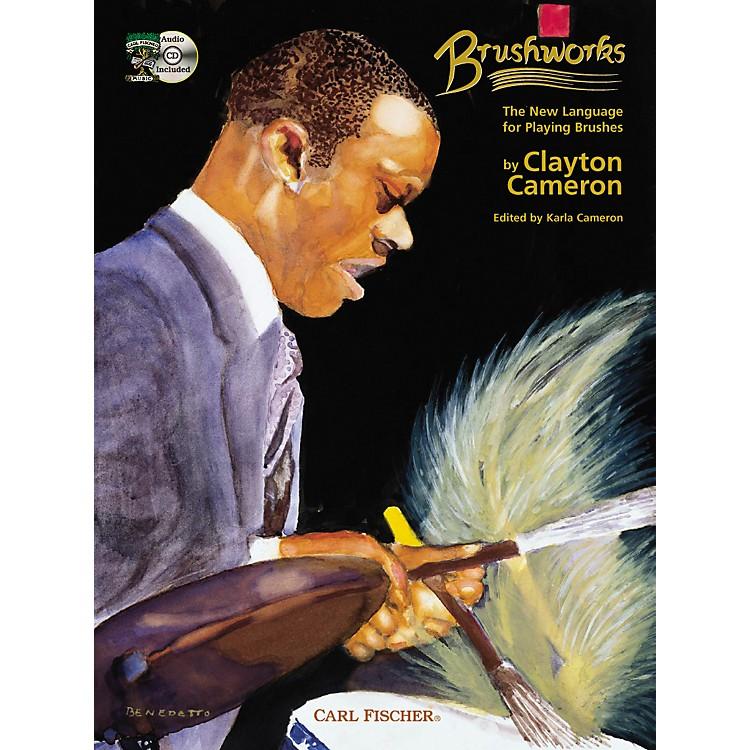 Carl FischerBrushworks (Book/CD)