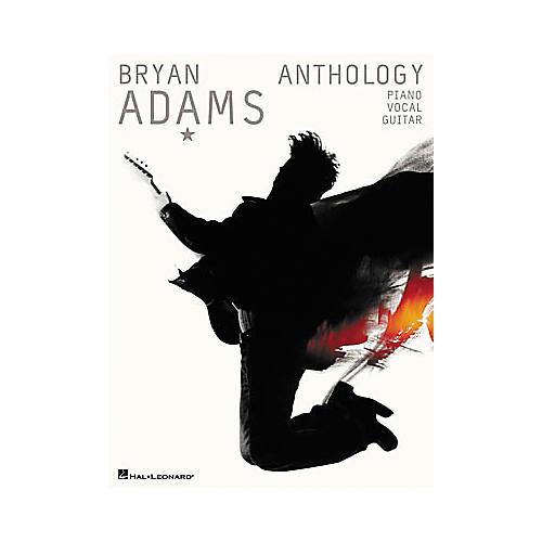 Hal Leonard Bryan Adams Anthology Book-thumbnail