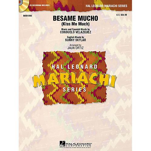 Hal Leonard Bésame Mucho (Kiss Me Much) Concert Band Level 3 Arranged by Juan Ortiz-thumbnail