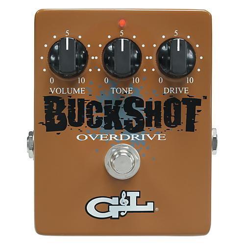 G&L Buckshot Overdrive Guitar Effects Pedal