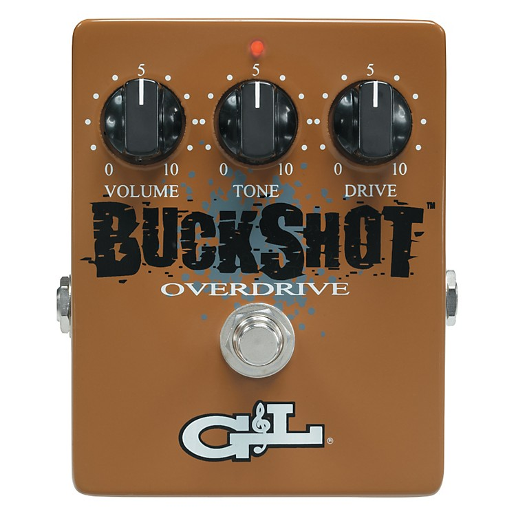 G&L Buckshot Overdrive Guitar Effects Pedal