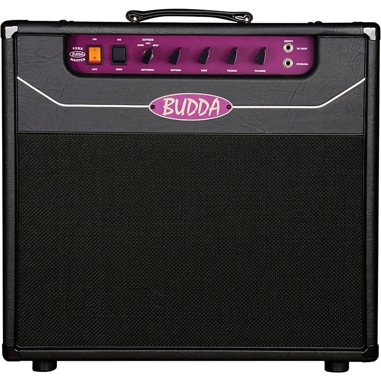 BuddaBudda Verbmaster 1x12 Tube Guitar Combo AmpBlack