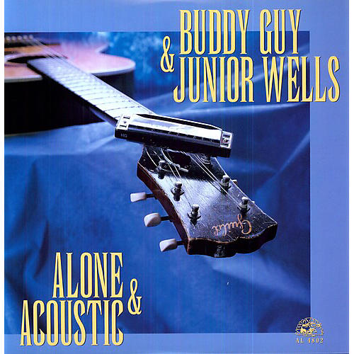 Alliance Buddy Guy - Alone and Acoustic